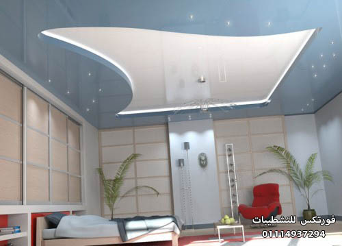 ديكورات جبس غرف النوم (10)