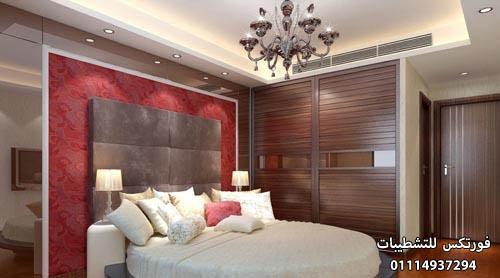ديكورات جبس غرف النوم (12)