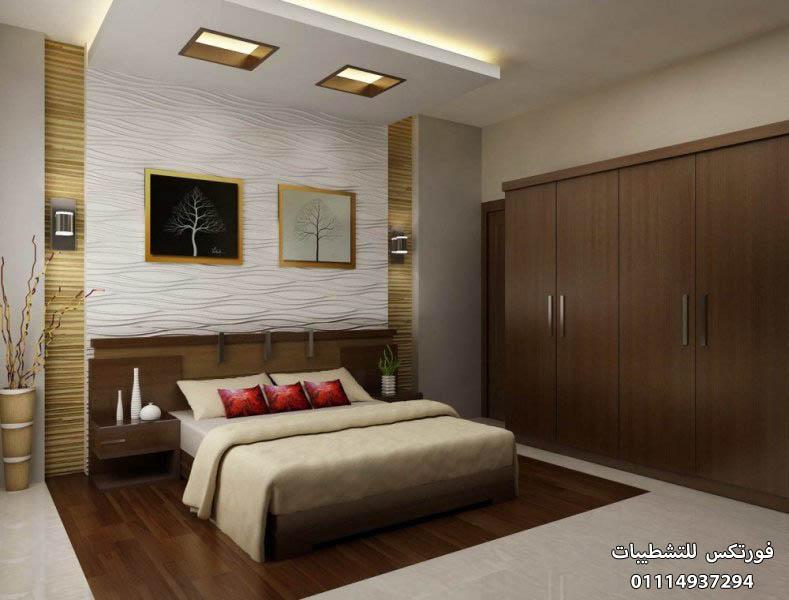 ديكورات جبس غرف النوم (2)