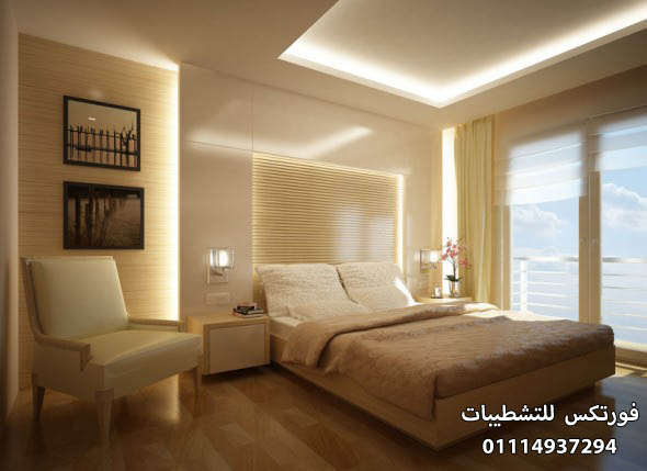 ديكورات جبس غرف النوم (9)