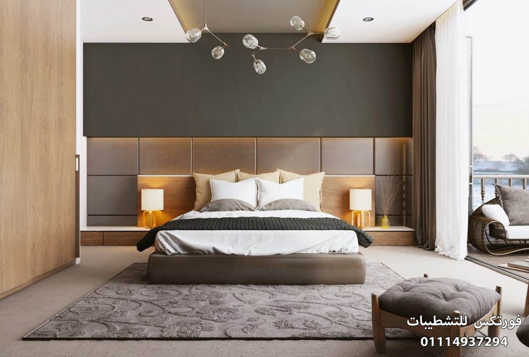 تصميمات غرف نوم عصرية مودرن (10)