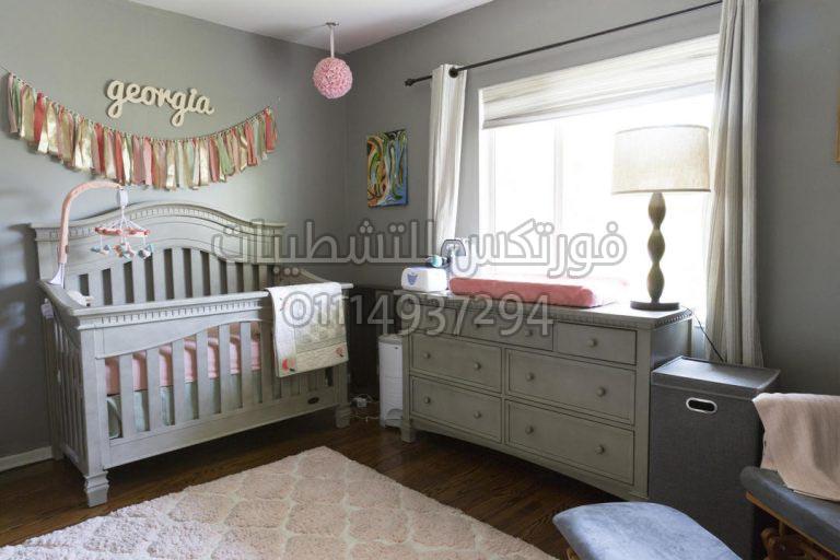 تصميمات وأفكار غرف نوم أطفال (1)