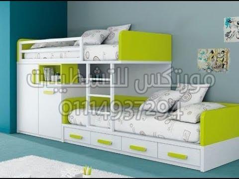 تصميمات وأفكار غرف نوم أطفال (7)