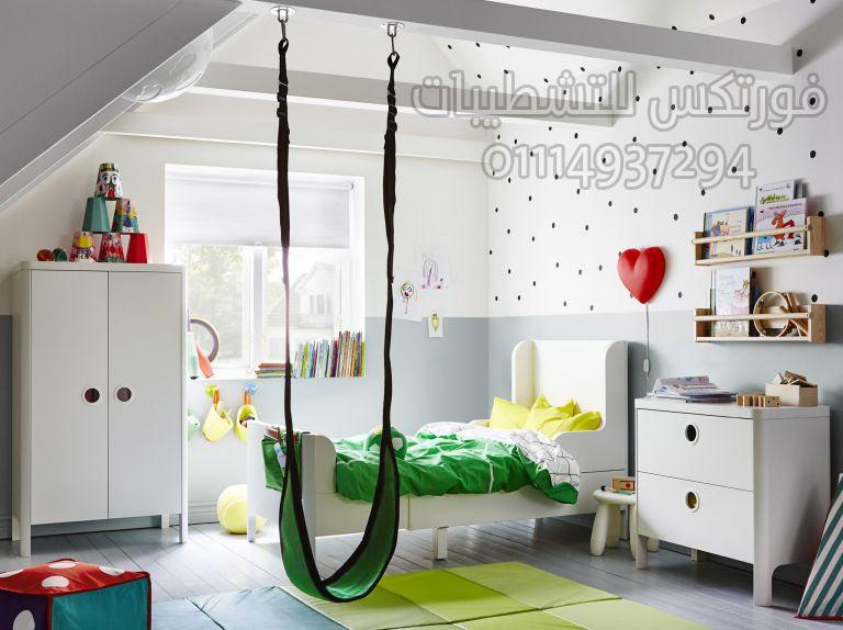 تصميمات وأفكار غرف نوم أطفال (9)