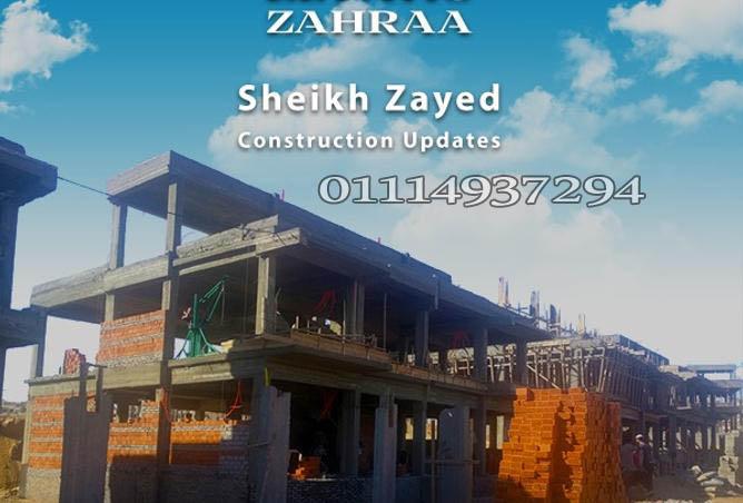 الباتيو زهراء الشيخ زايد (2)