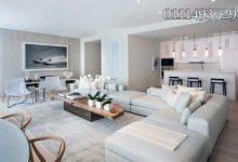 تصميم غرف معيشة (3)