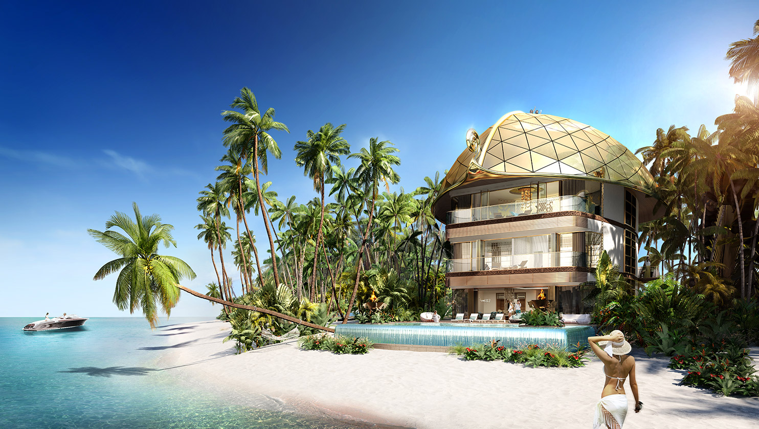 جزيرة السويد جزر العالم دبي (10)
