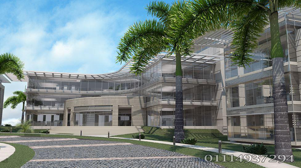 كايرو بيزنس بارك cairo business park (2)