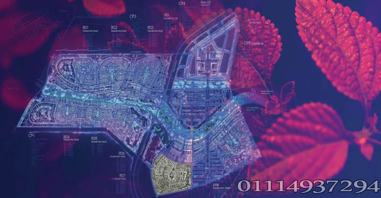 كمبوند la capitale العاصمة الادارية الجديدة (8)