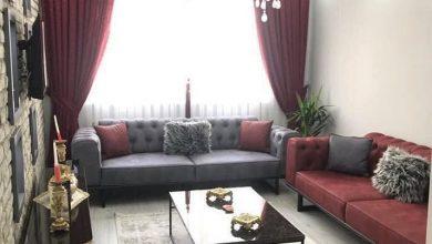 صورة أفكار ديكور شقة عروسة صغيرة الحجم