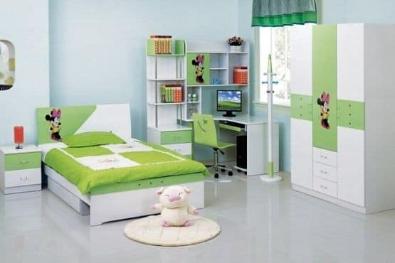 غرف نوم اطفال 11