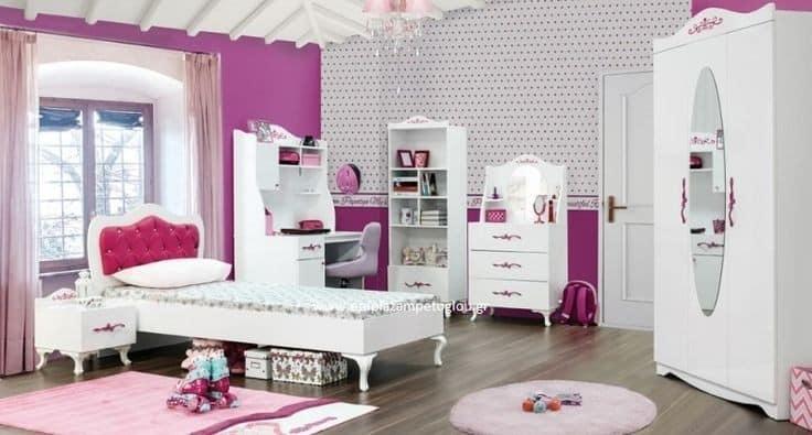 غرف نوم اطفال 12