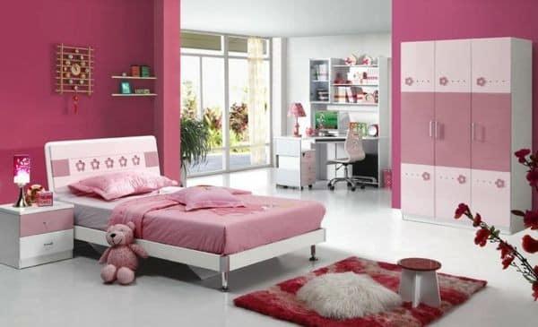 غرف نوم اطفال 14