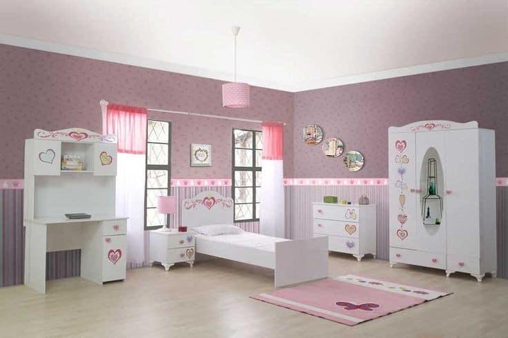 غرف نوم اطفال 4