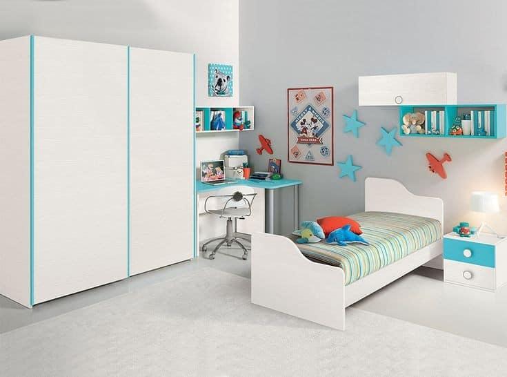 غرف نوم اطفال 5