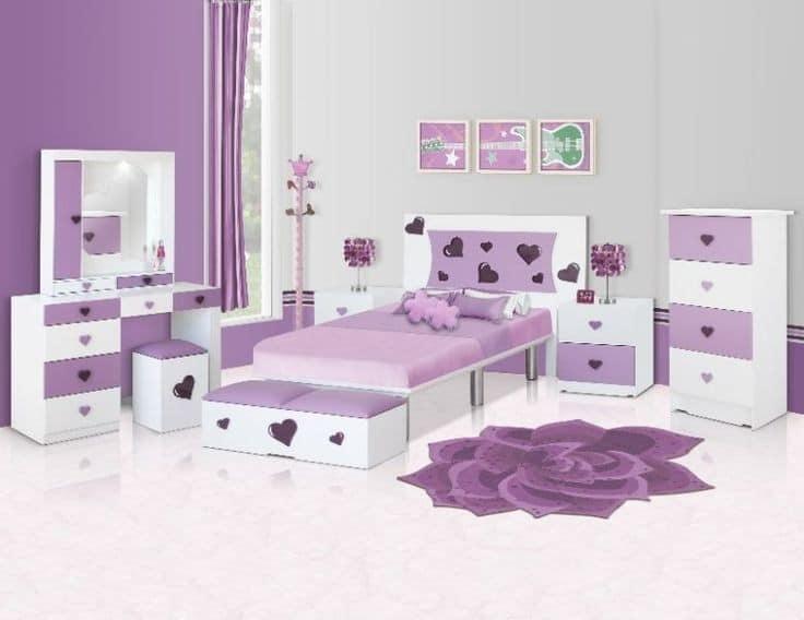 غرف نوم اطفال 6