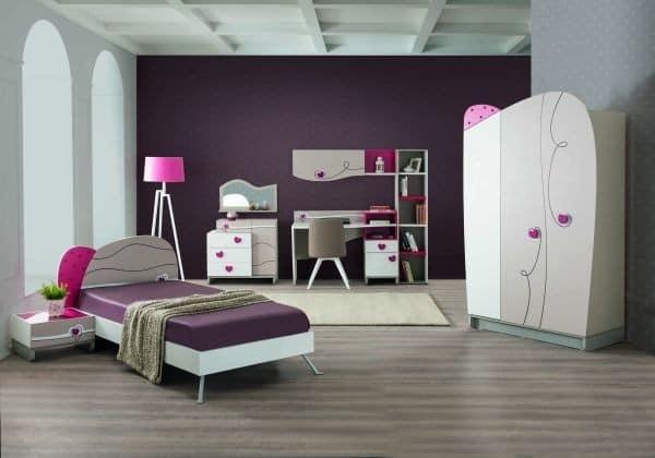 غرف نوم اطفال 7