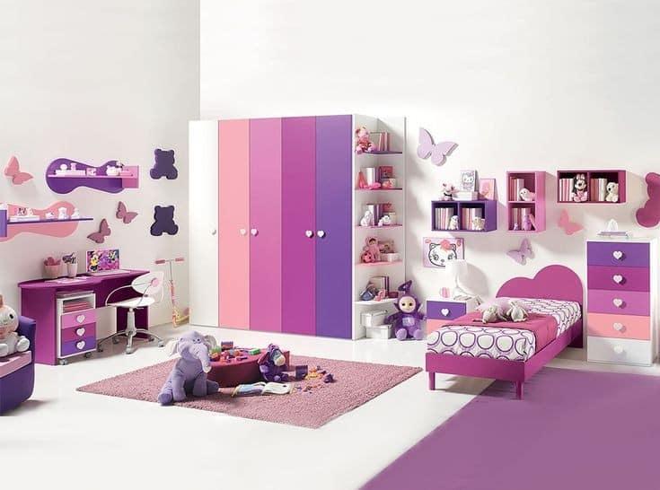 غرف نوم اطفال 8