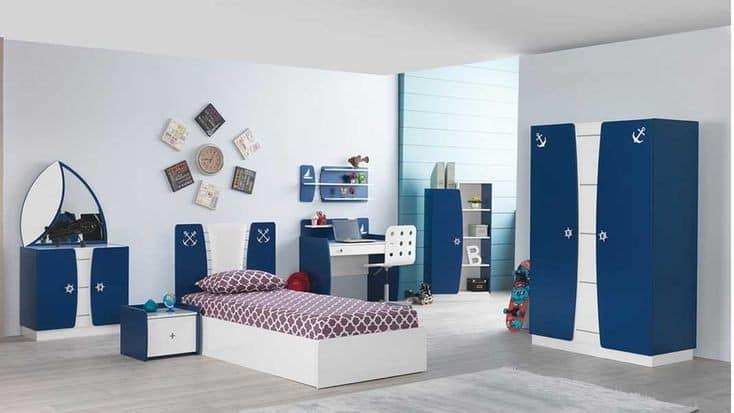 غرف نوم اطفال 9